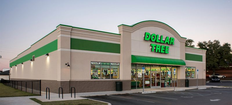 Dollar Tree Shops - Eustis, FL