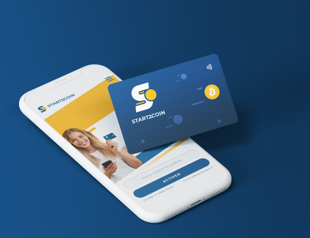 Start2Coin - The Reloadable Card