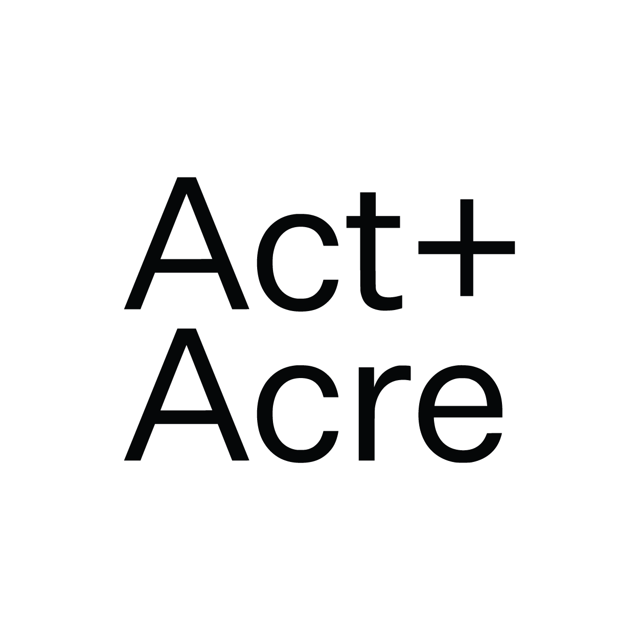 Act+Acre
