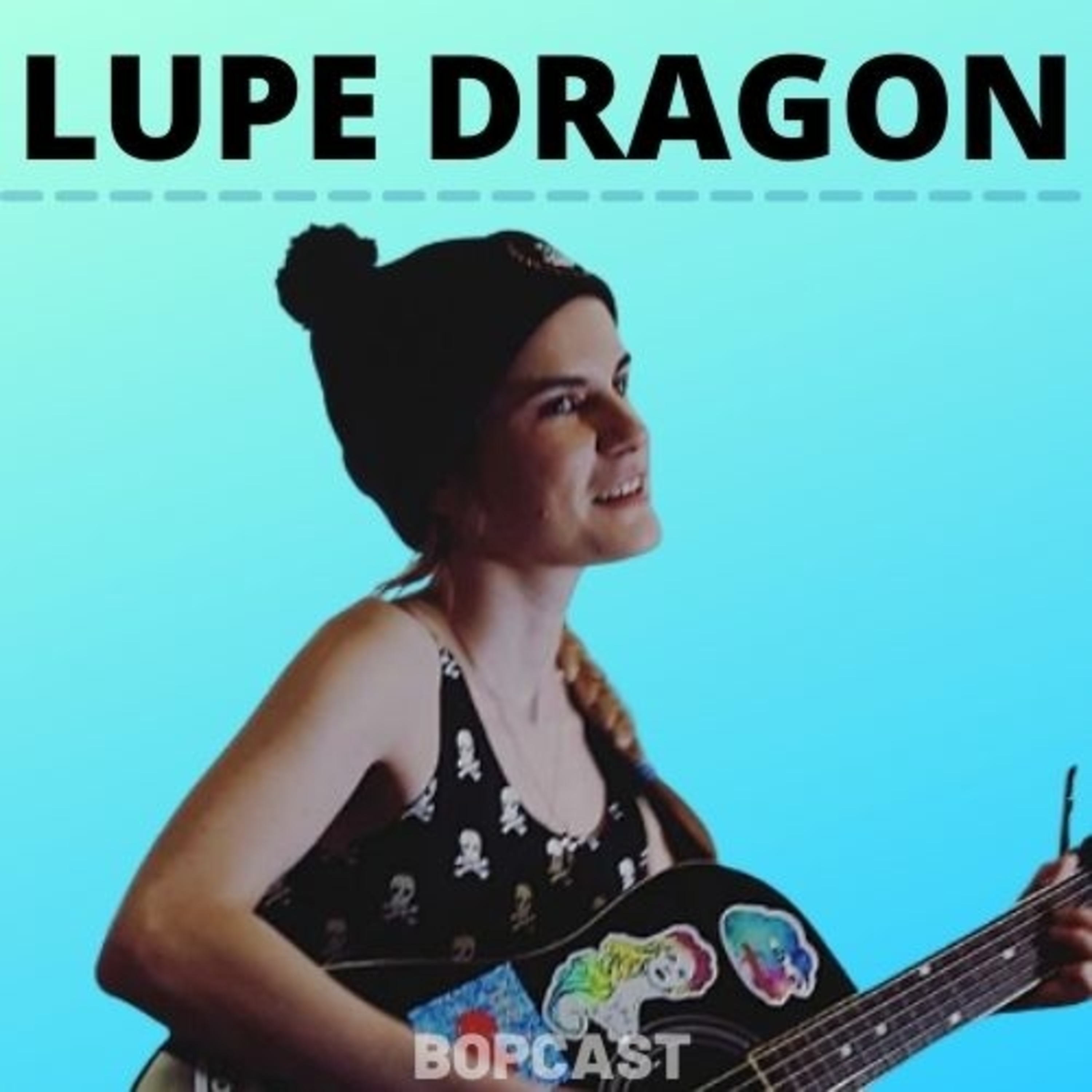 A Rare Live Performance on BopCast - How to Bend Genres, Handle Opinions of Your Music and Get the Room Jumpin' with Lupe Dragon
