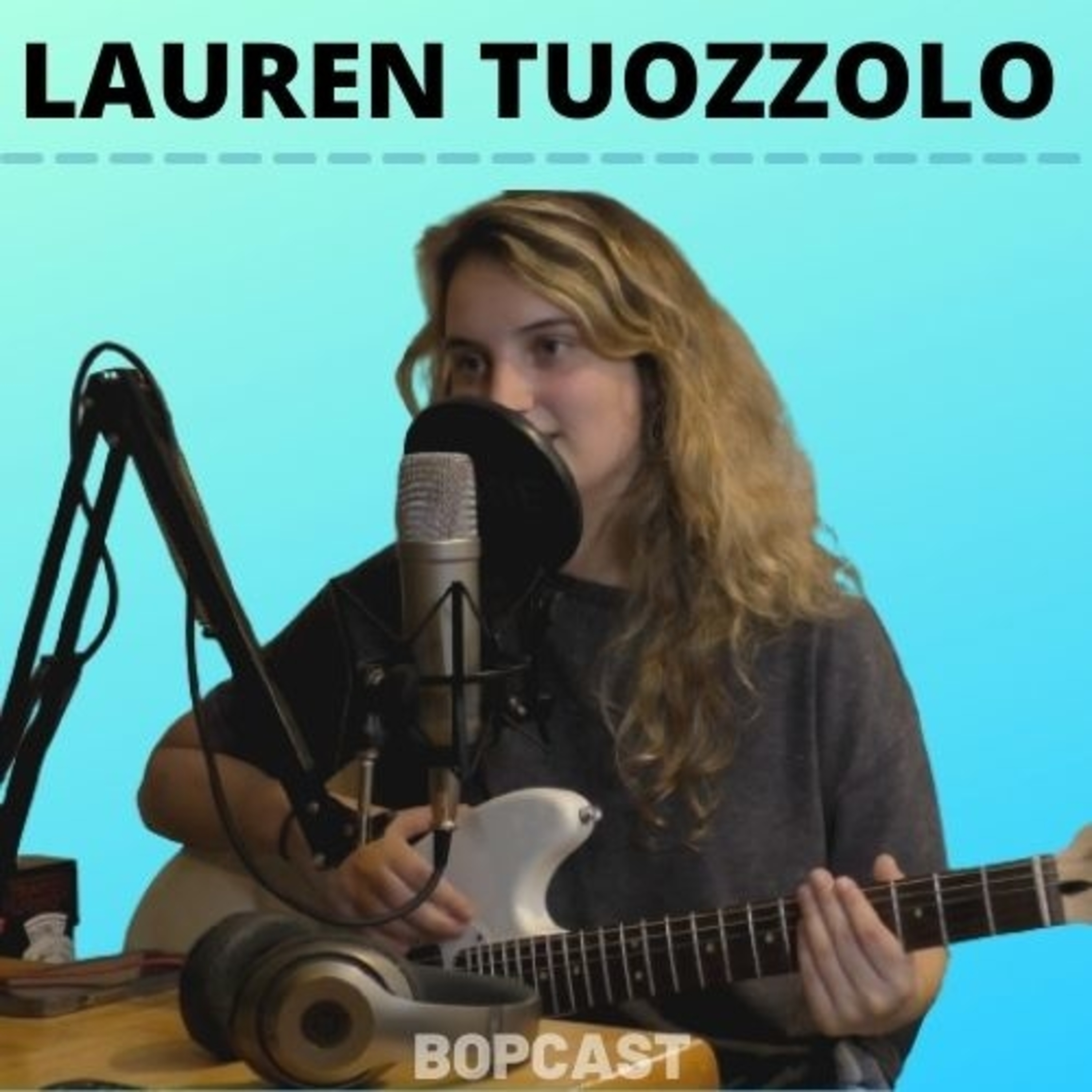 She Does it All - Combining Film and Analytics, Combatting and Overcoming OCD, Streaming on Twitch, and a Special Performance with Tuzz (Lauren Tuozzolo)