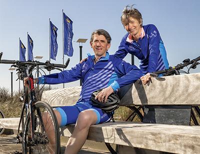 De fietsclub als ontmoetingsplek