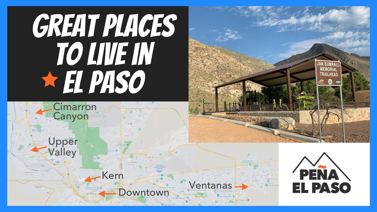 Where to Live in El Paso Texas