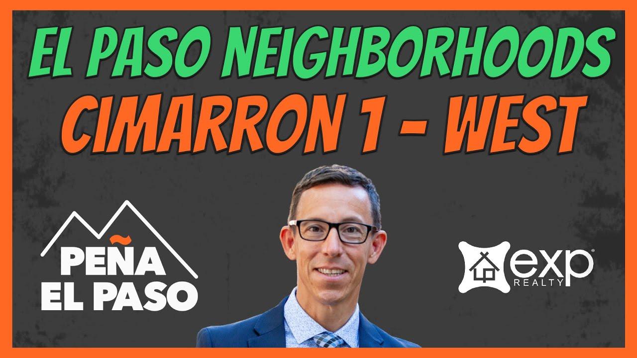 Cimarron El Paso Texas | Neighborhood Spotlight