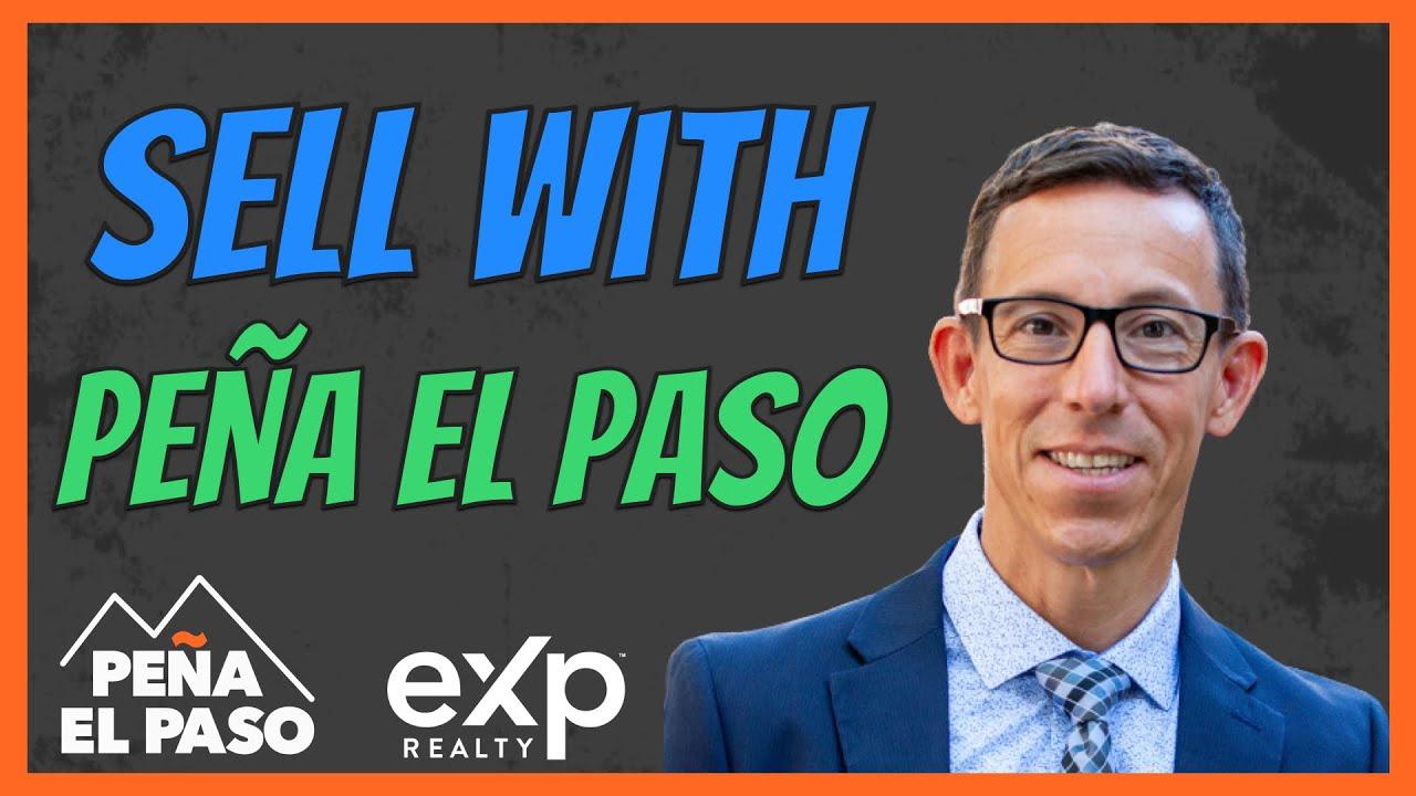 Sell with Peña El Paso