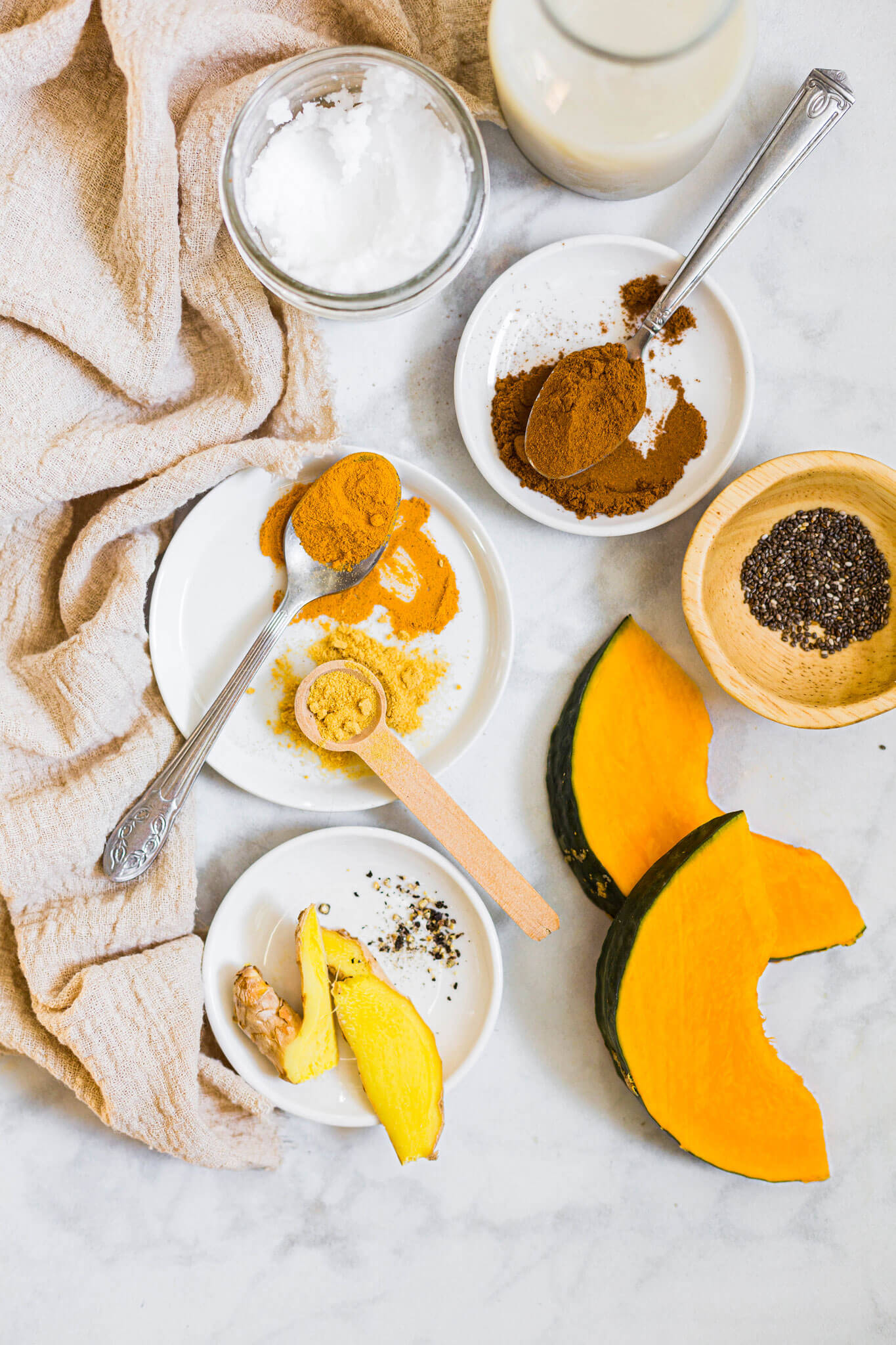 Healthy foods in fall that support the immune system