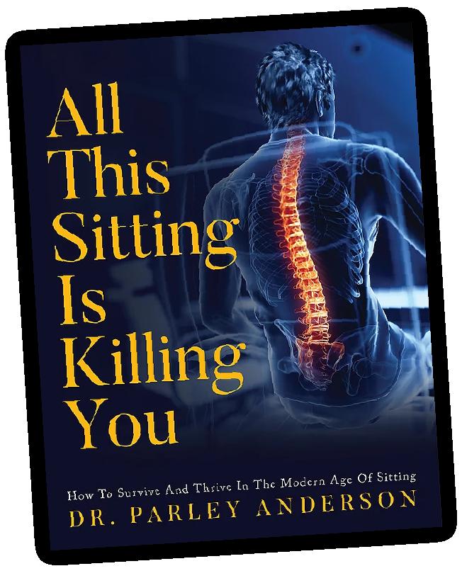 Sitting is Killing Book