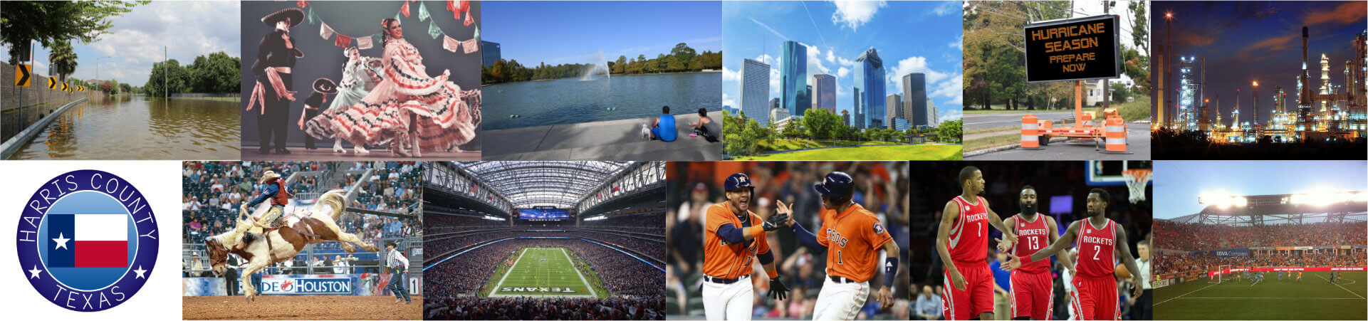 Harris County Professional Sports Teams