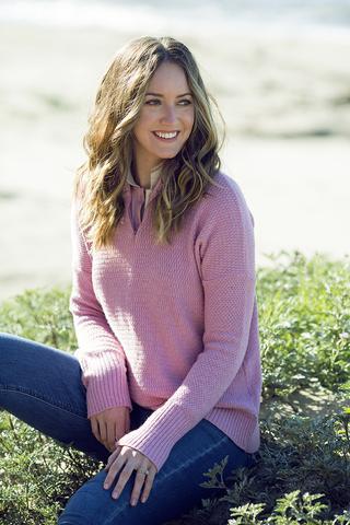 Sassy Boyfriend 1/4 Zip Sweater