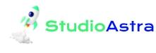 logo studio astra à Srasbourg