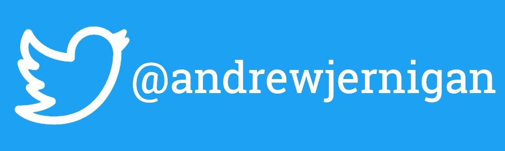 Twitter for Andrew Jernigan