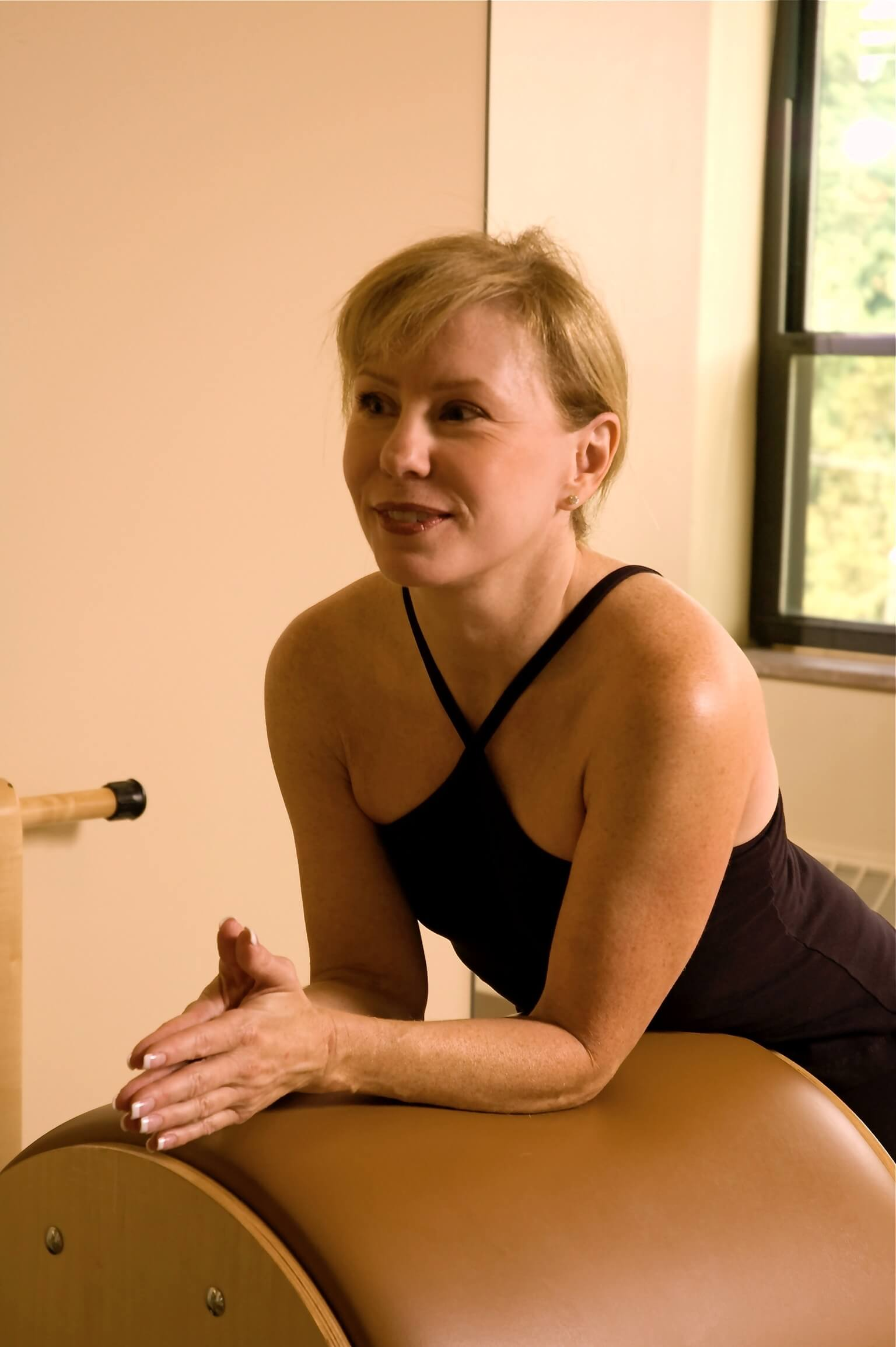 Lisa Pellow of Touchstone Pilates