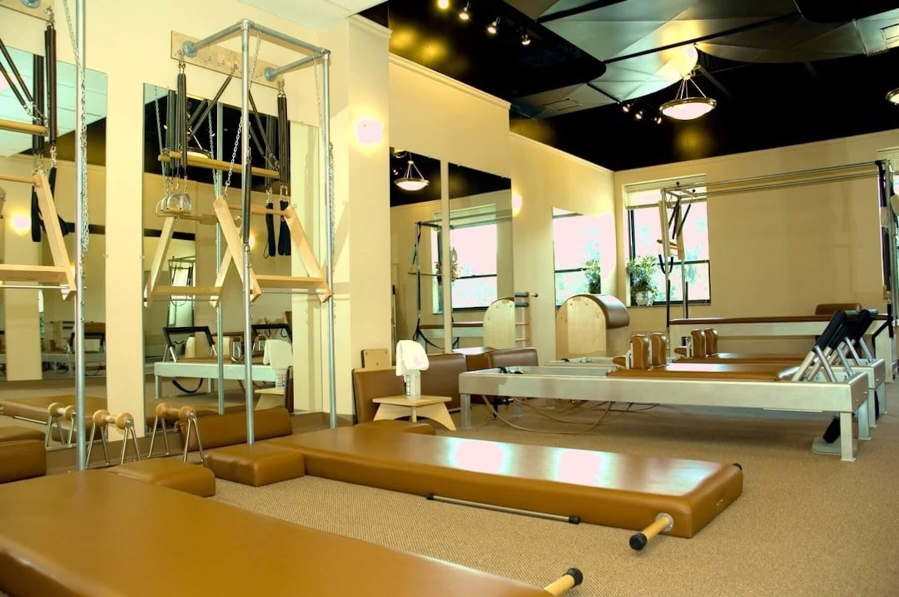 pilates apparatuses