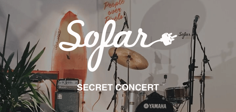 sofar event