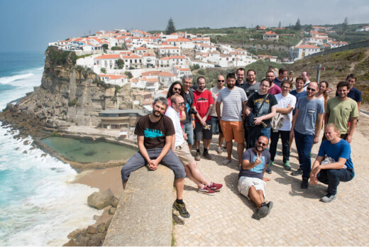 Team building retreat in Ericeira, Portugal