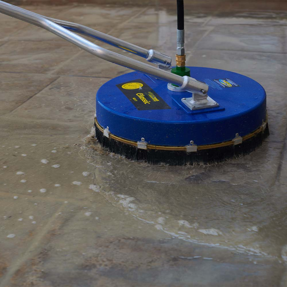 Concrete cleaning in Charlotte, NC