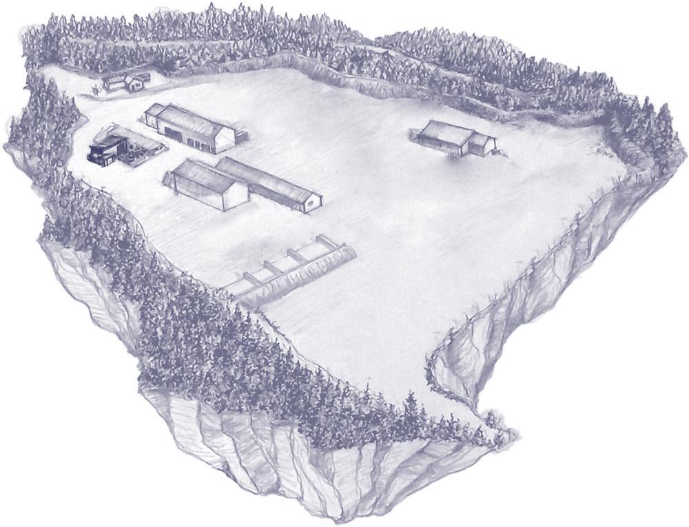 Lager, produksjon -og verkstedhall
