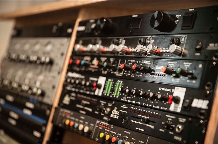recording studio instruments