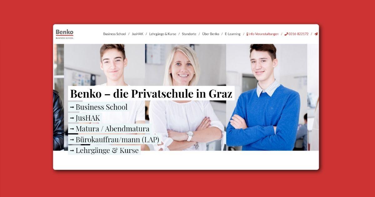 Benko Business School