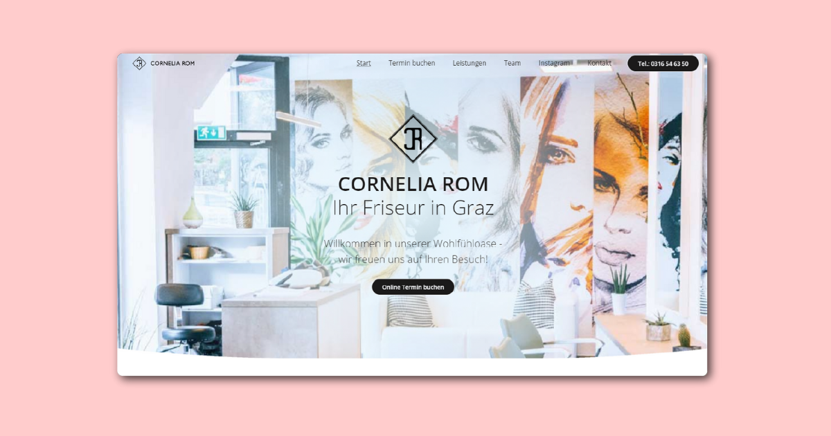 Cornelia Rom - Hair and Makeup