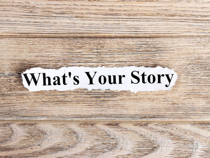 what's your brand's story