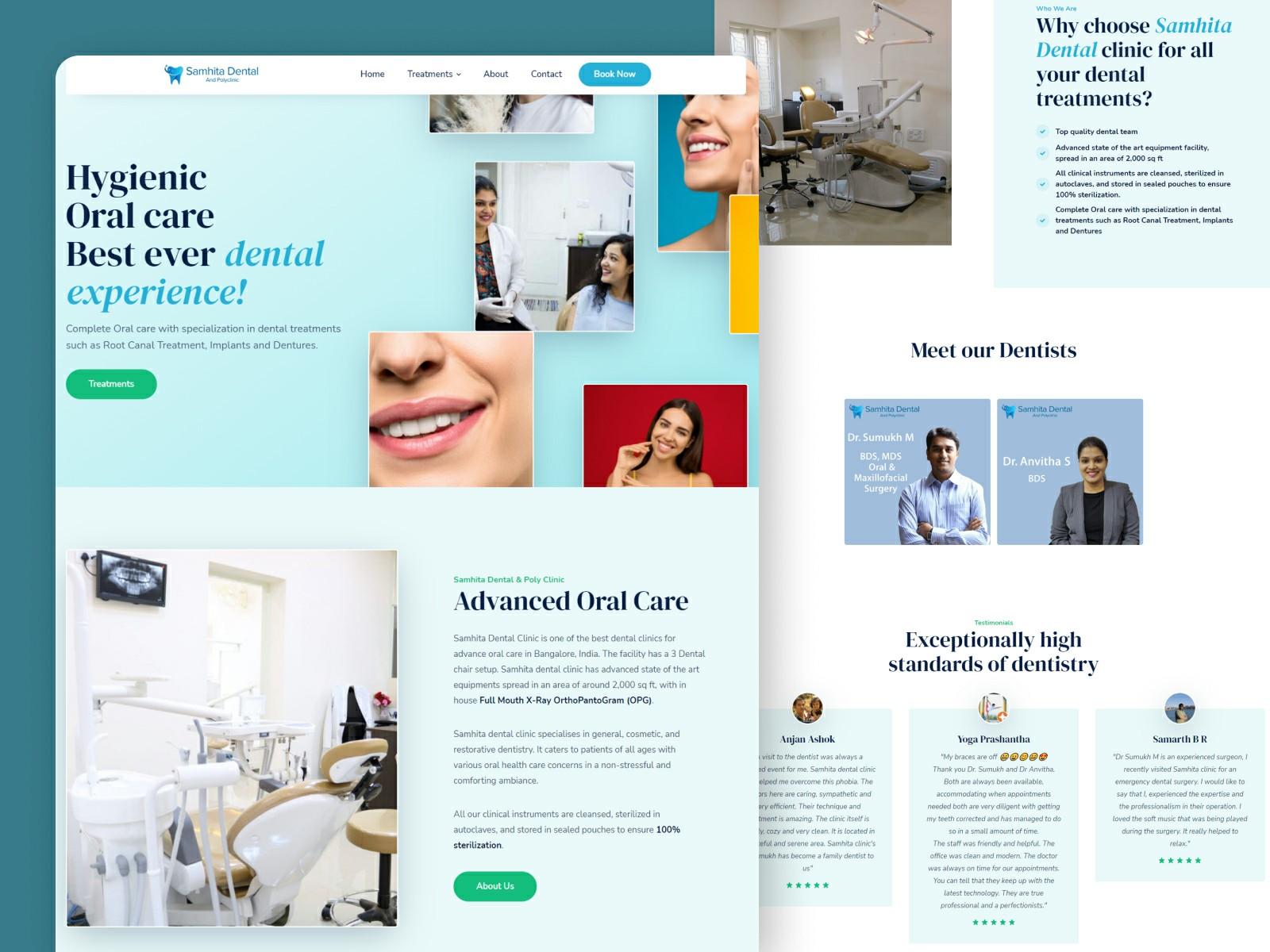 Samhita Dental