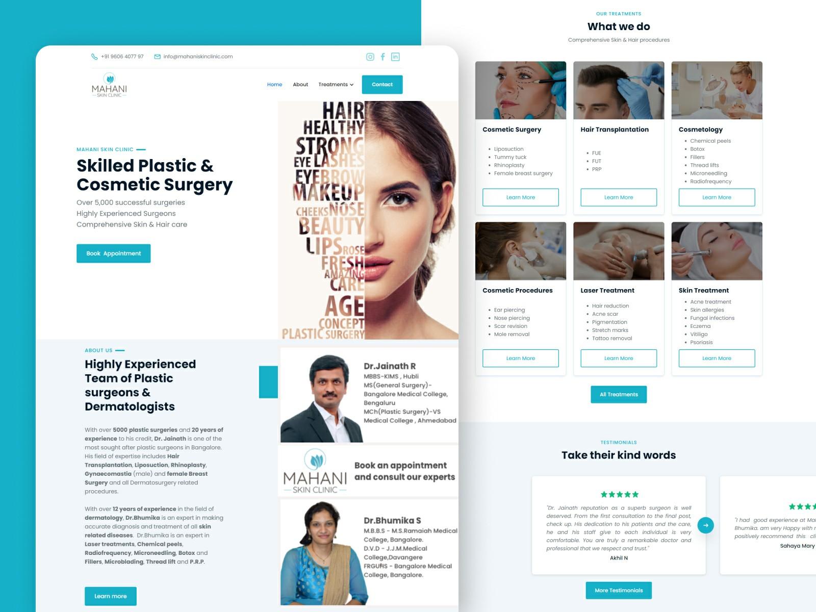 Mahani Skin Clinic