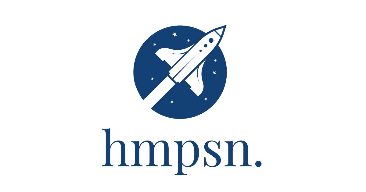 hmpsn. Logo