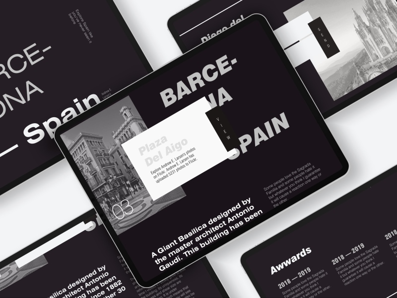 Barcelona Website Design