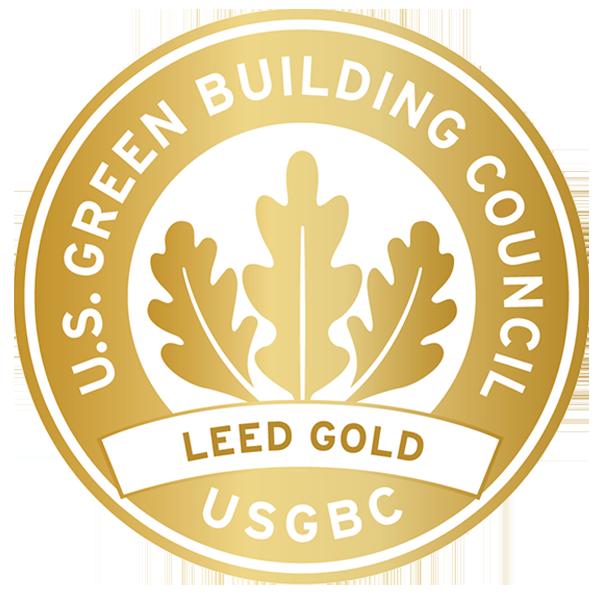 LEED Gold Badge