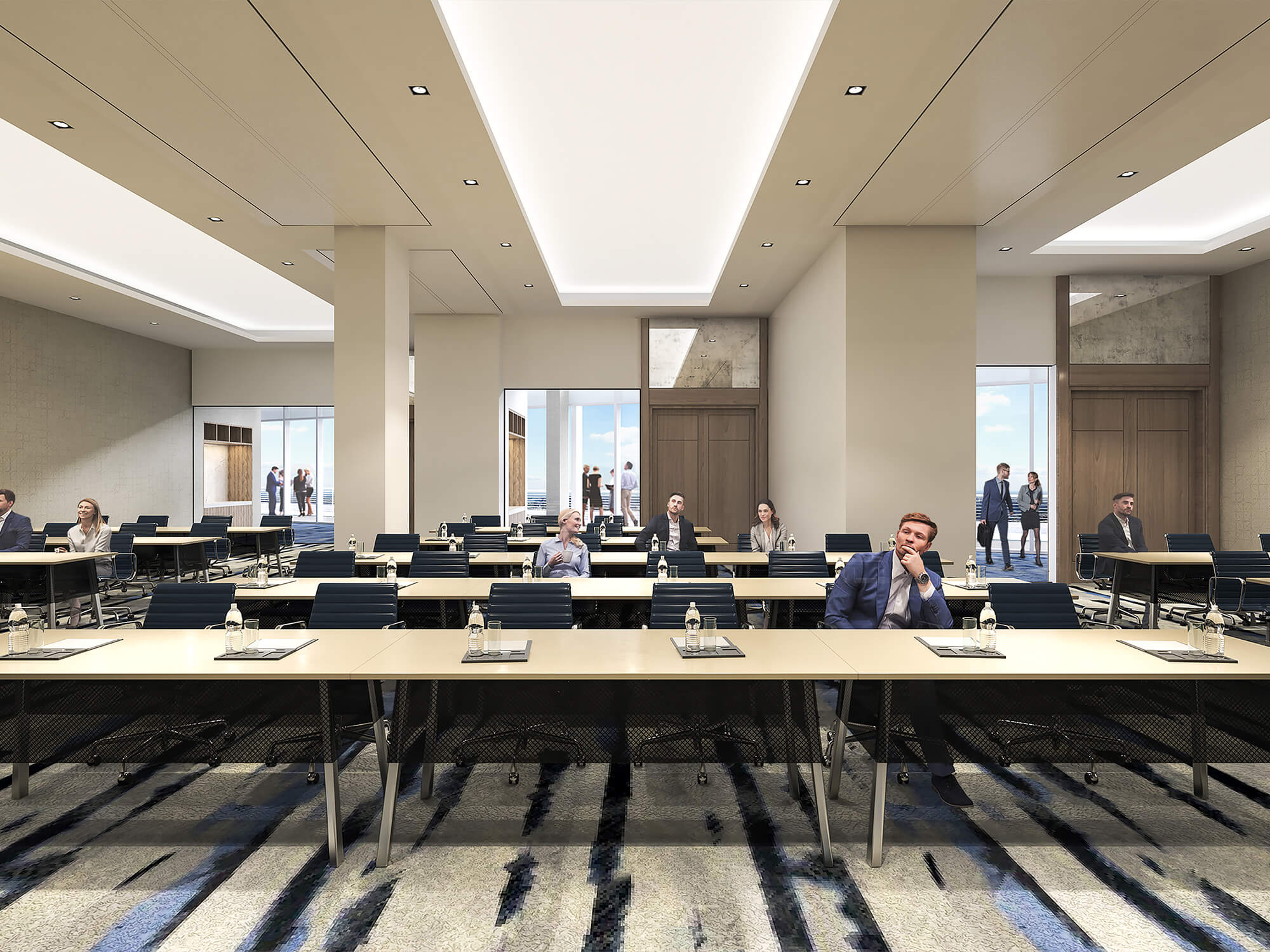 50+ Seating Conference Center with State-of-the-Art Technology