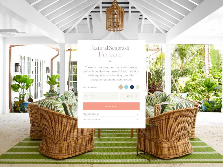 Amanda Lindroth - Custom Shopify Theme Development
