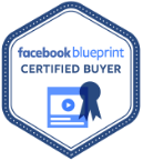 facebook blueprint certified buyer icon
