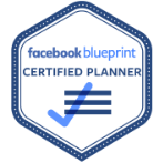 facebook blueprint certified planner icon