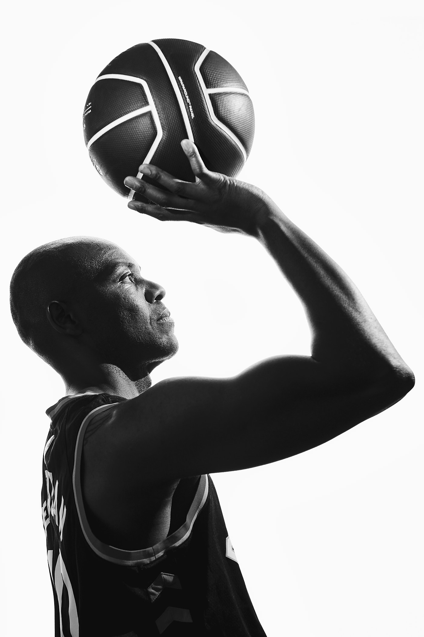 portrait basketball