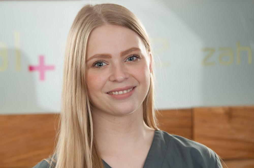 Z-MVZ dental suite - Michelle Leuchter - Assistenz