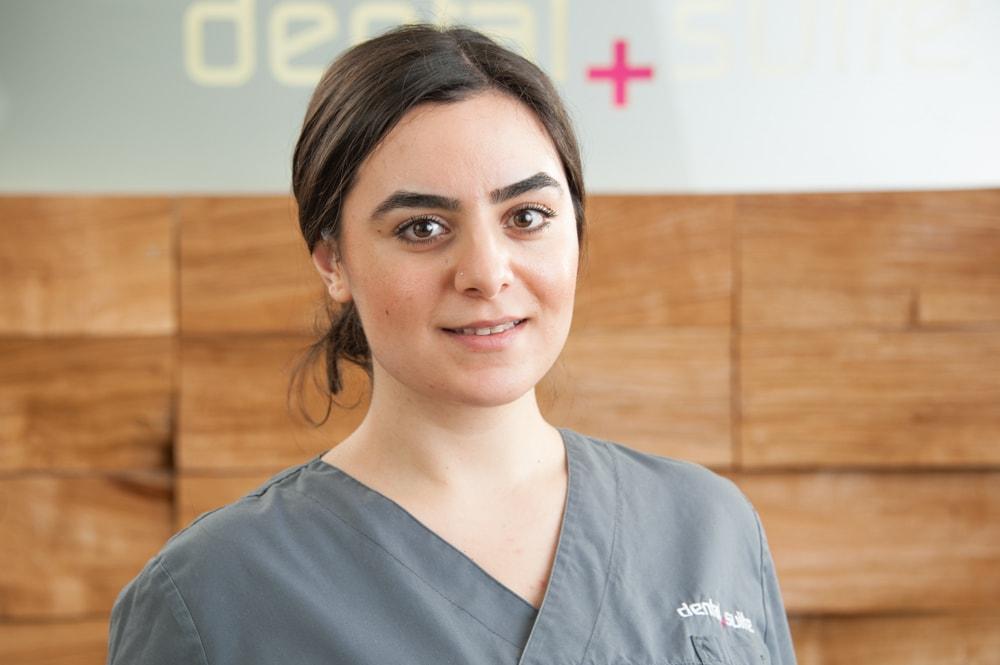 Z-MVZ dental suite - Duygu Demir - Assistenz
