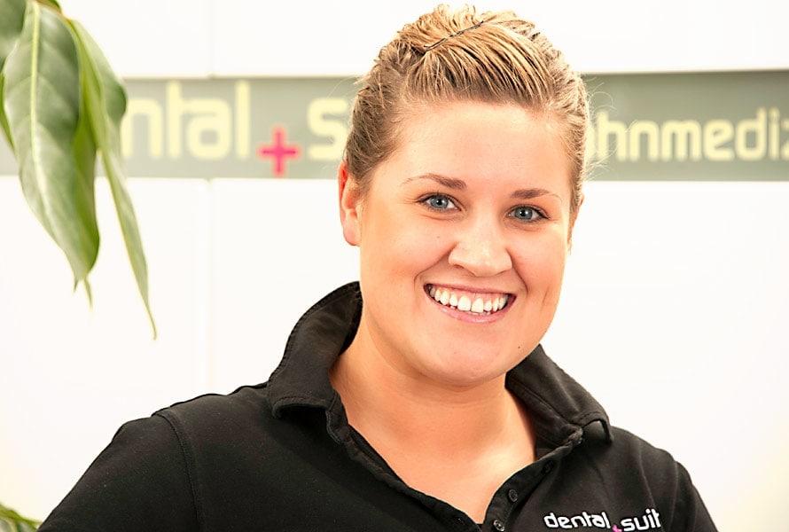 Z-MVZ dental suite - Helena Nosdrin - Assistenz