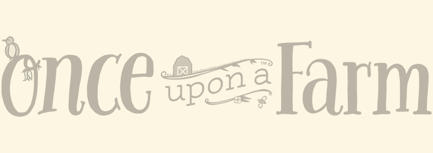 Once upon a Farm Logo