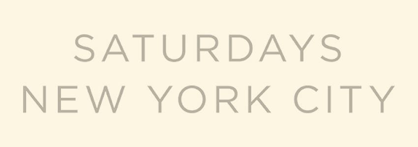 Sunnyside works with Saturdays New York City