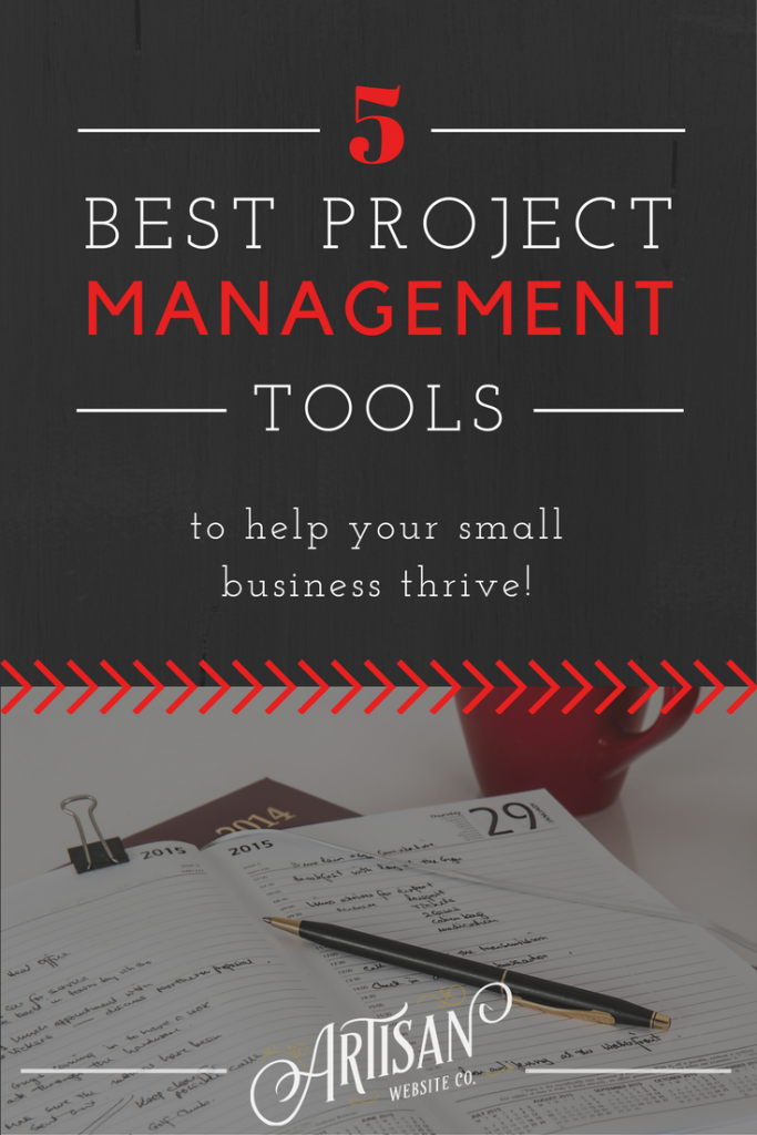 5 Best Project Management Tools for Small Business