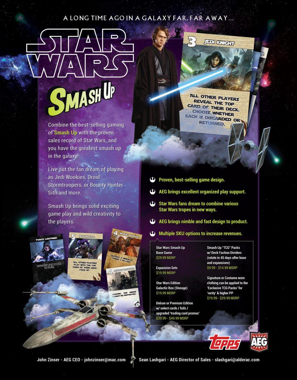 Star Wars Smash Up