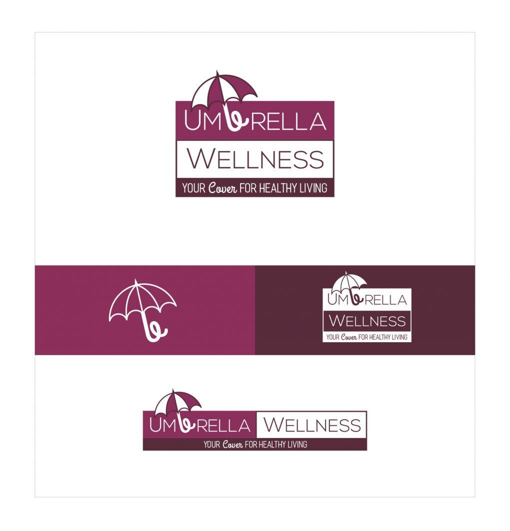 Umbrella Wellness Logos