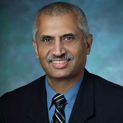 Photo of Venu Raman Ph.D