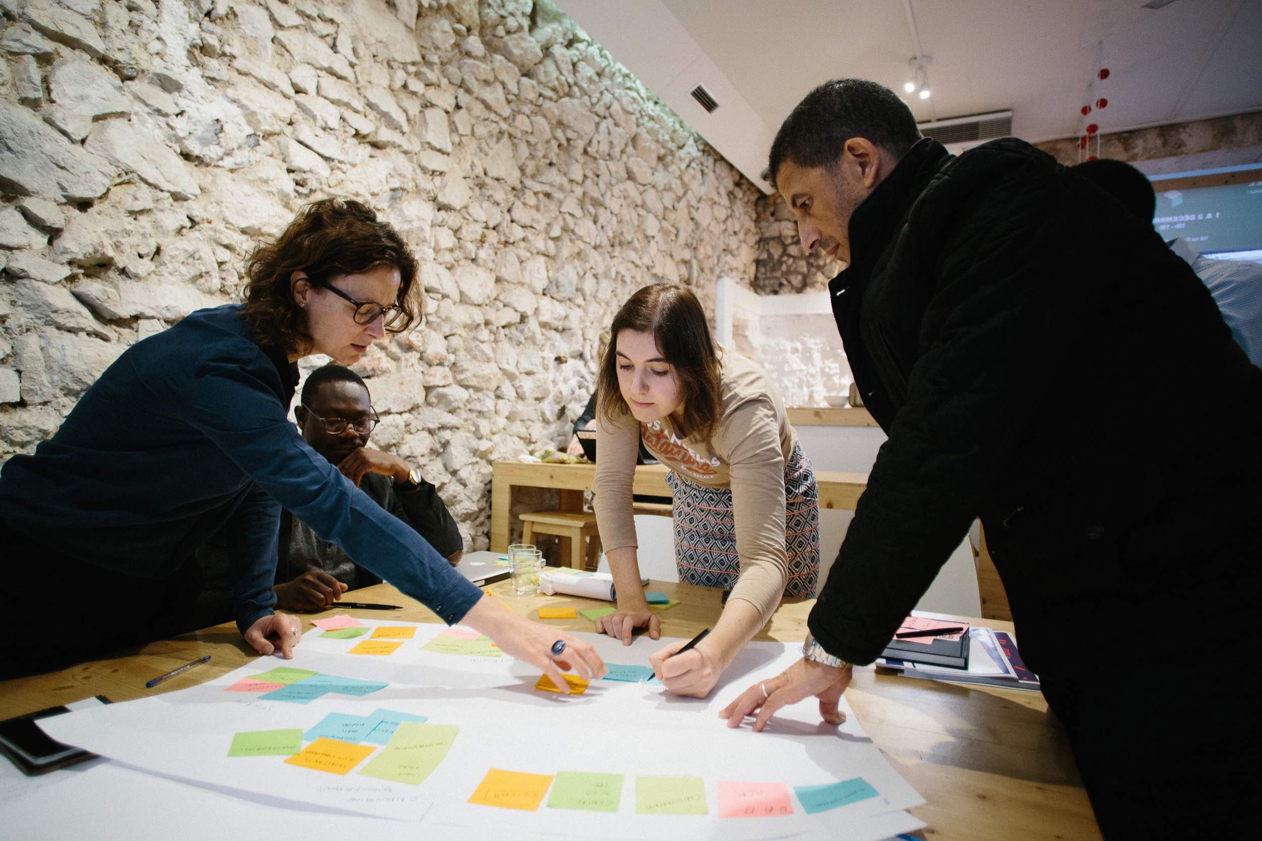 Workshop créatif
