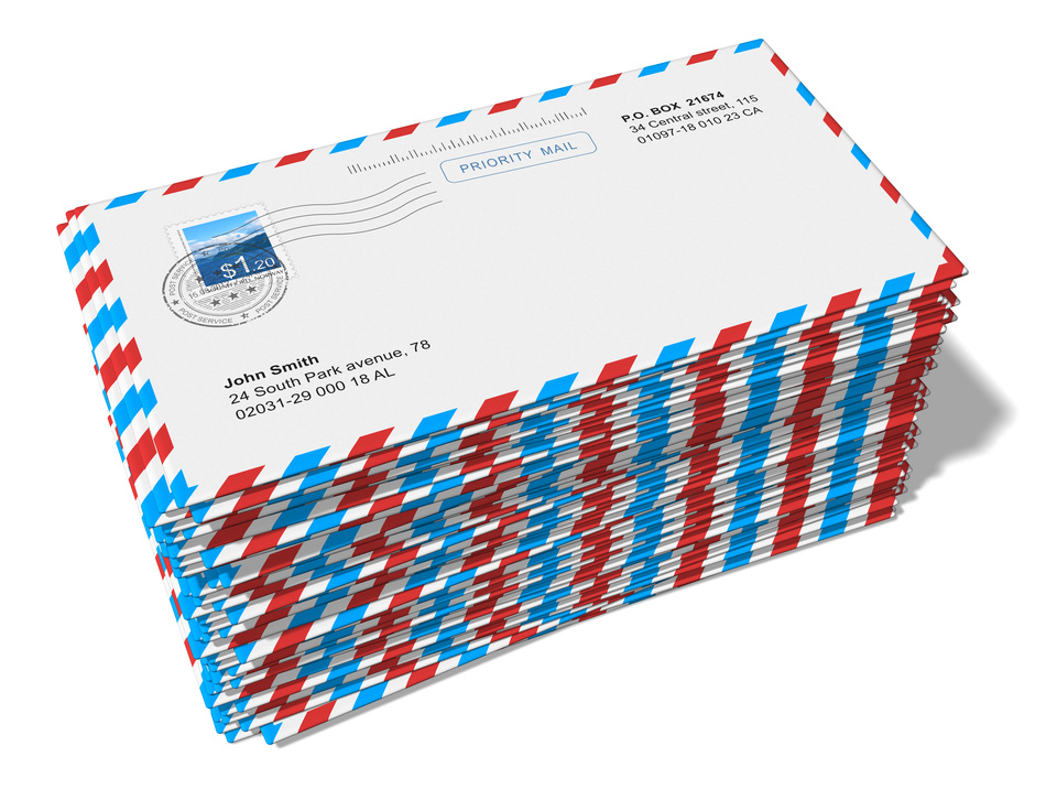 Monetary rewards - envelopes