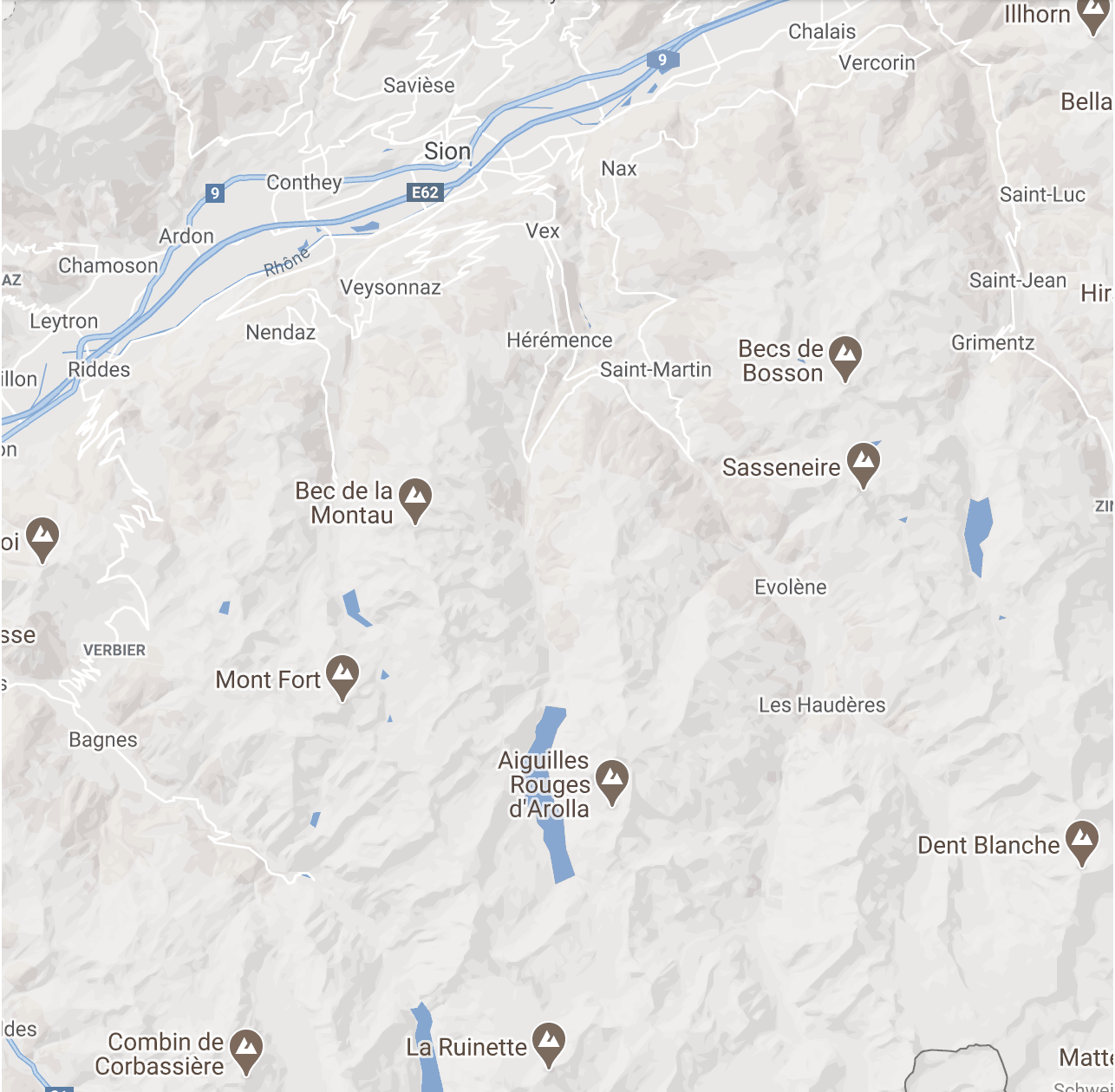 map hotel eringer