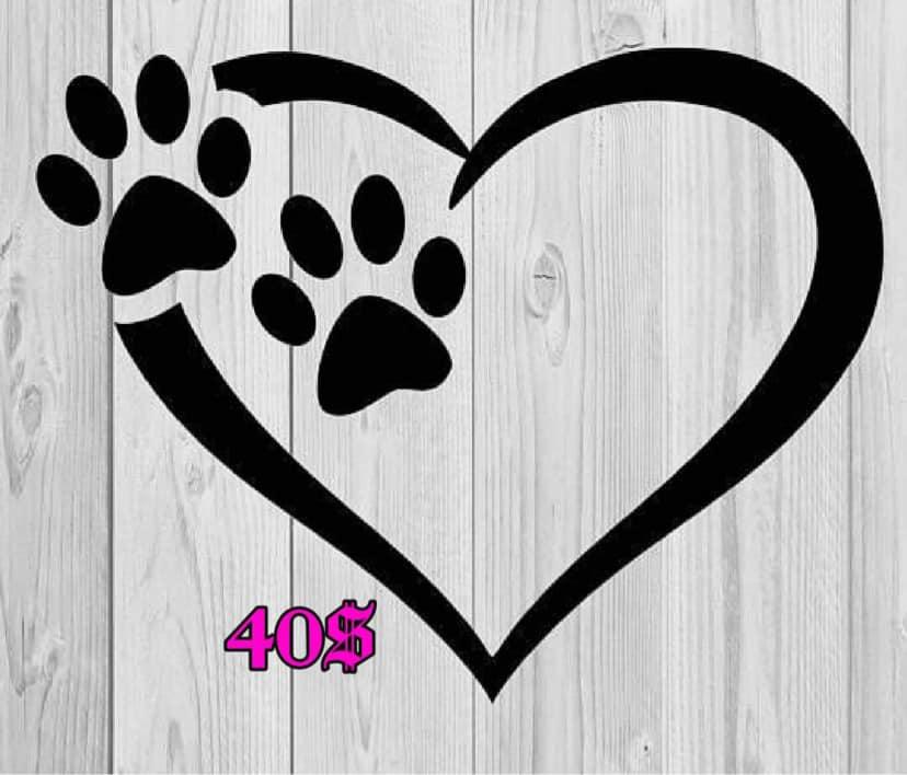 Collecte de fonds pour les tatouages d'animaux