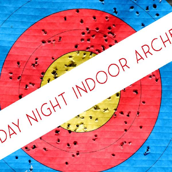 Friday Night Indoor 3D Archery