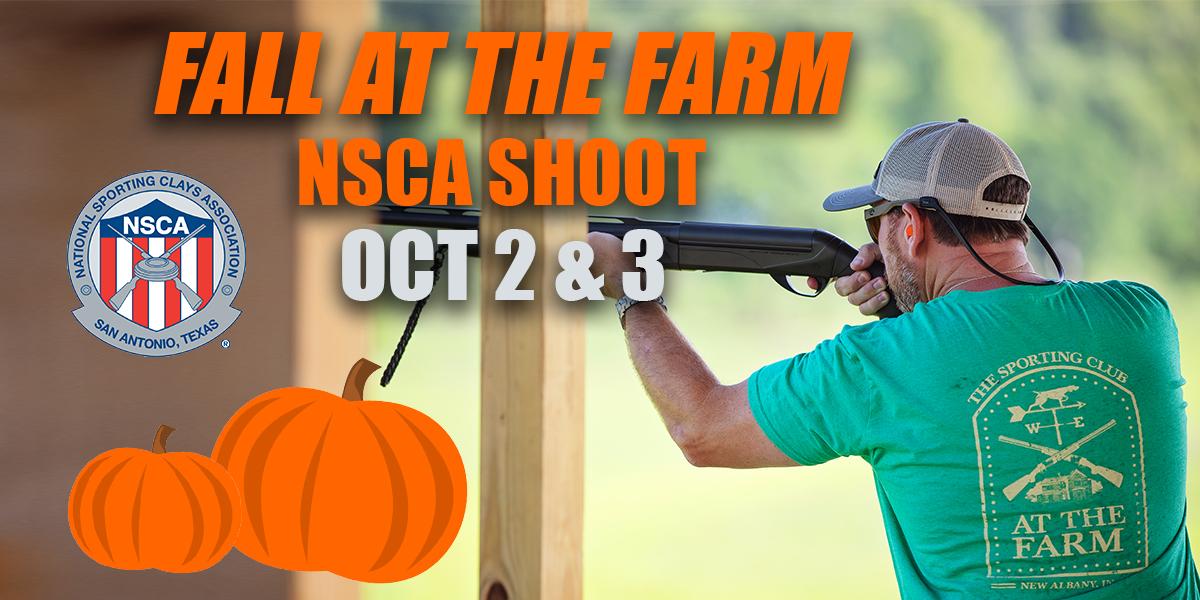 Fall at the Farm - NSCA Shoot